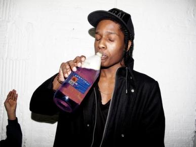 Les rappeurs américains sont les premiers à avoir répandu le Purple Drank