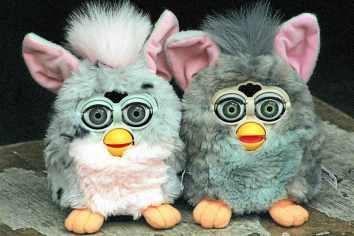 Les Furby's